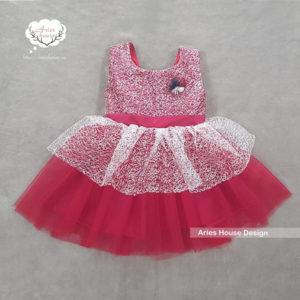 Đầm Trẻ Em Aries House | ACB 7739